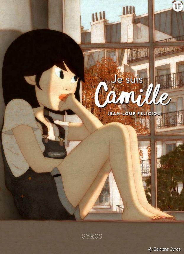 """""""Je suis Camille"""" de Jean-Loup Felicioli"""