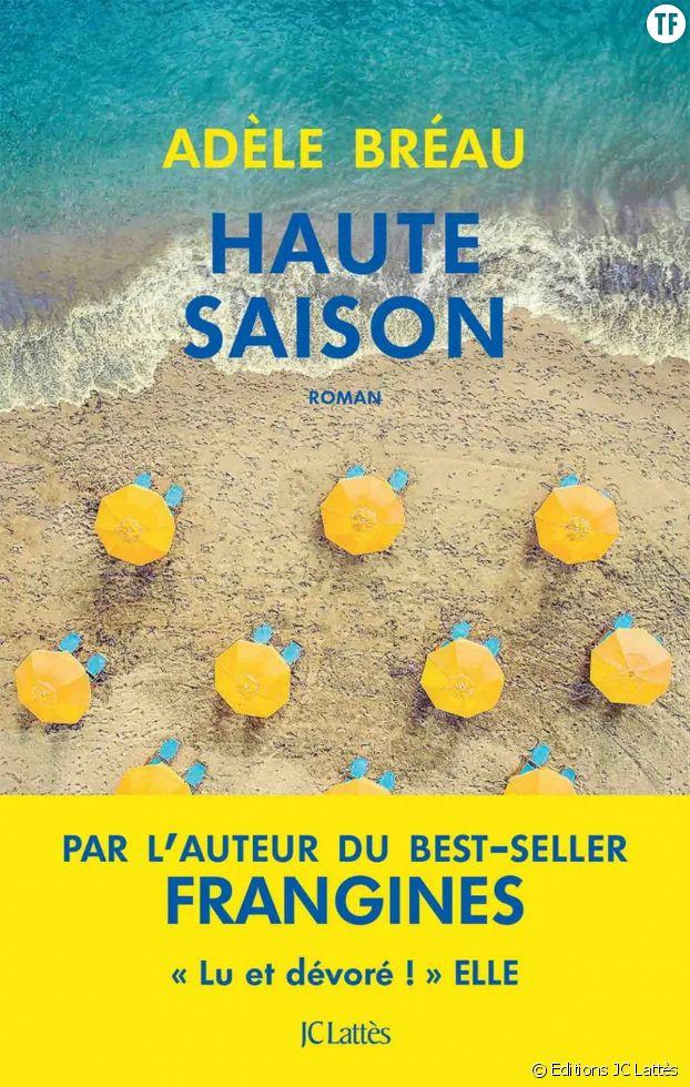 """""""Haute saison"""" de Adèle Bréau."""