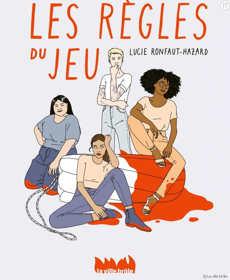 """""""Les règles du jeu"""" de Lucie Ronfaut-Hazard"""