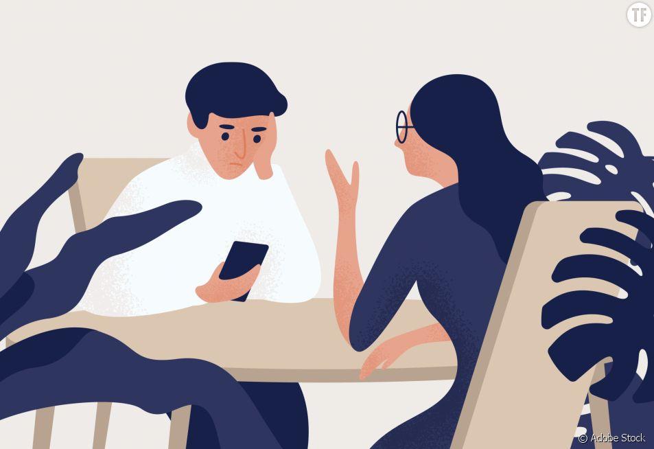 Vos proches n'arrivent pas à lâcher leur téléphone en votre présence ? Voici quoi faire