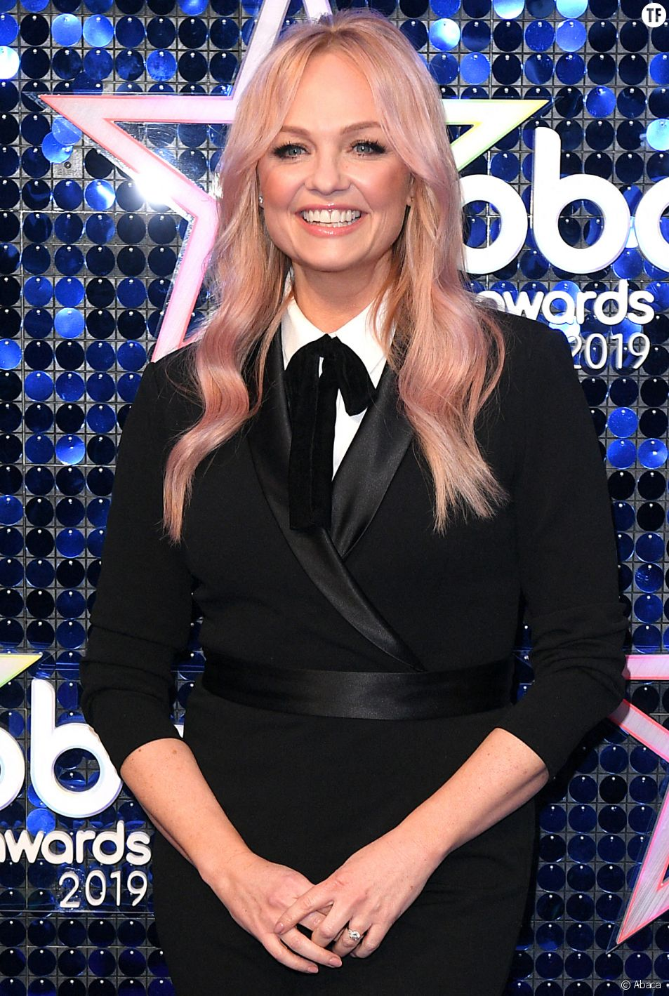 L'ex Spice Girl Emma Bunton en 2019