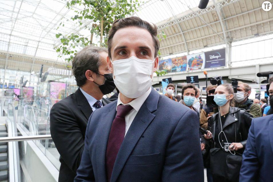 """""""Rep à sa Greenpeace"""" : la vidéo gênante de Jean-Baptiste Djebbari sur TikTok"""