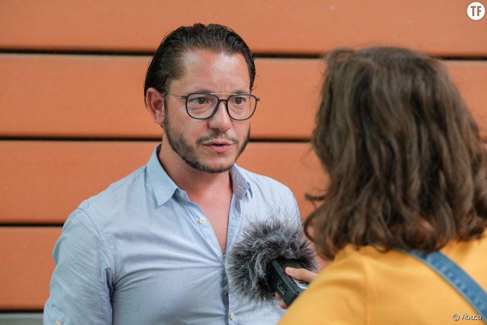 L'avocat de Cédric Jubillar, Jean-Baptiste Alary, le 18 juin 2021