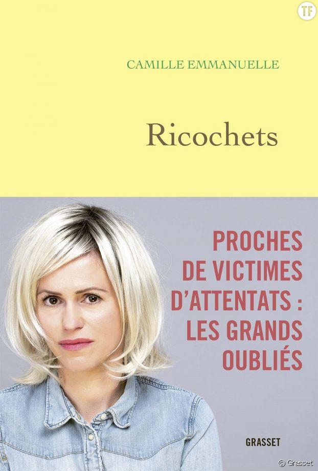 """Victime """"par ricochets"""" de l'attentat de """"Charlie"""", Camille Emmanuelle se raconte"""