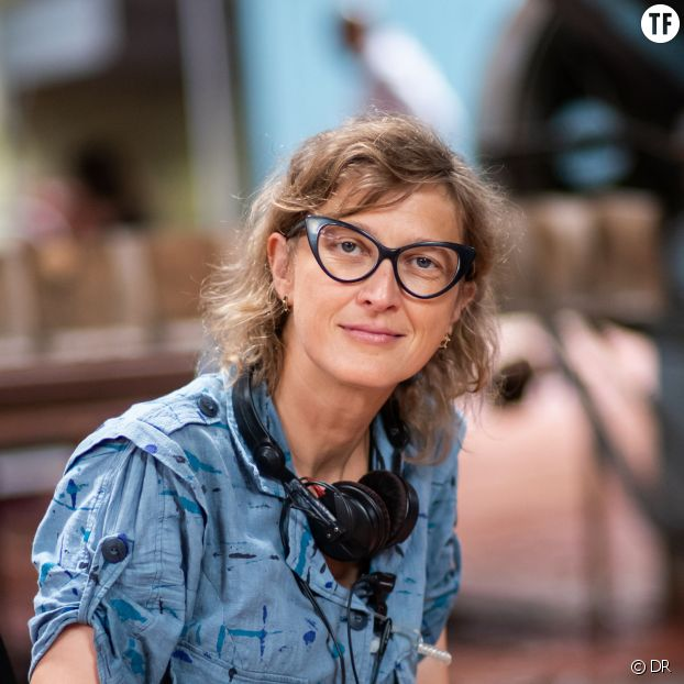 La réalisatrice Jasmila Žbanić