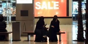 Arabie saoudite : hommes et femmes séparés par une cloison dans les magasins