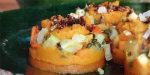 Recette de saison : courge butternut aux légumes d'hiver