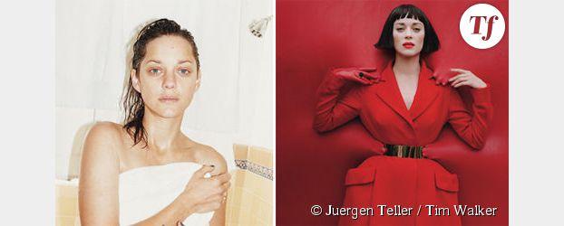 De Marion Cotillard à Kristen Stewart : 15 stars au naturel dans W Magazine