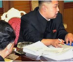 Corée du Nord : le smartphone de Kim Jong-Un remue la presse