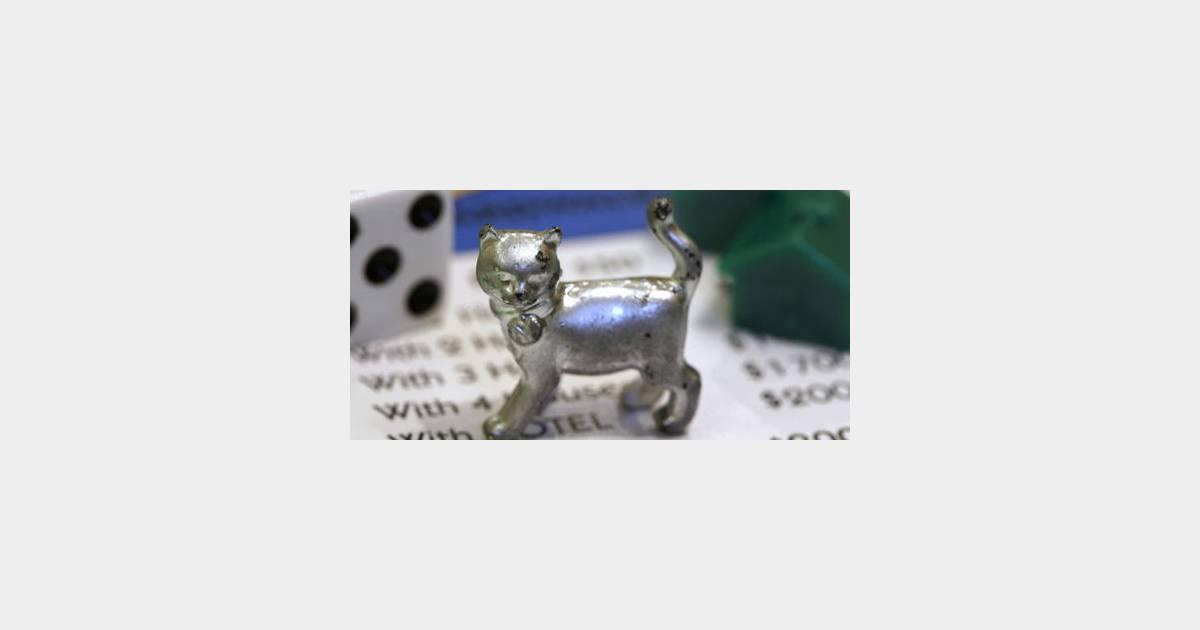 Monopoly hasbro remplace le pion fer repasser par un pion chat - Enlever le calcaire du fer a repasser ...