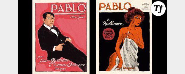 """""""Pablo"""" avant Picasso : une BD de Julie Birmant et Clément Oubrerie - vidéo"""