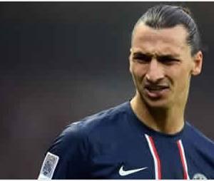 Carton rouge pour Zlatan Ibrahimovic lors du match Valence vs PSG – Vidéo replay