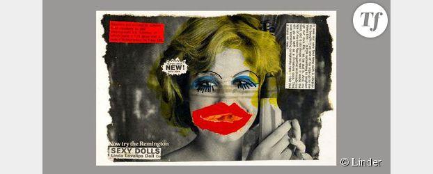 Linder Sterling : la femme-objet s'expose au Musée d'art moderne de Paris