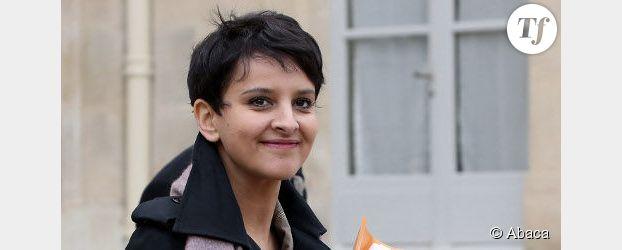 Najat Vallaud-Belkacem retourne à l'école maternelle pour lutter contre le sexisme