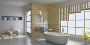 Déco épurée : ma salle de bain à prix mini