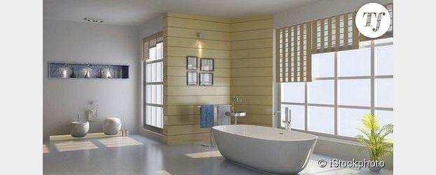 Déco épurée : ma salle de bain à prix mini - Terrafemina