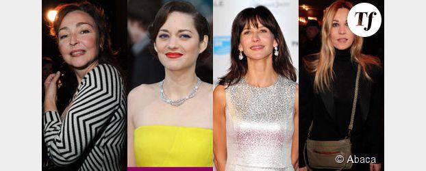 Frot, Cotillard, Seigner et Marceau : combien gagnent les actrices les mieux payées ?