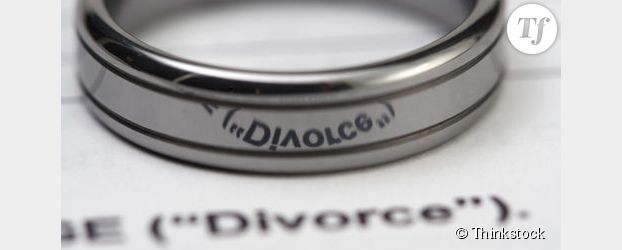 """Le nombre de divorces en baisse : la """"faute"""" à la crise"""
