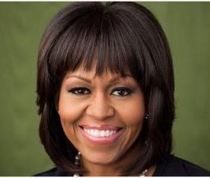 Michelle Obama : sa frange et son portrait officiel défrisent