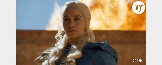 Game of Thrones : la première bande-annonce de la saison 3 – vidéo streaming
