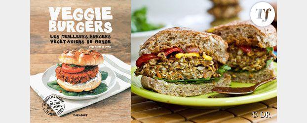Recettes végétariennes : les meilleurs burgers veggies du monde