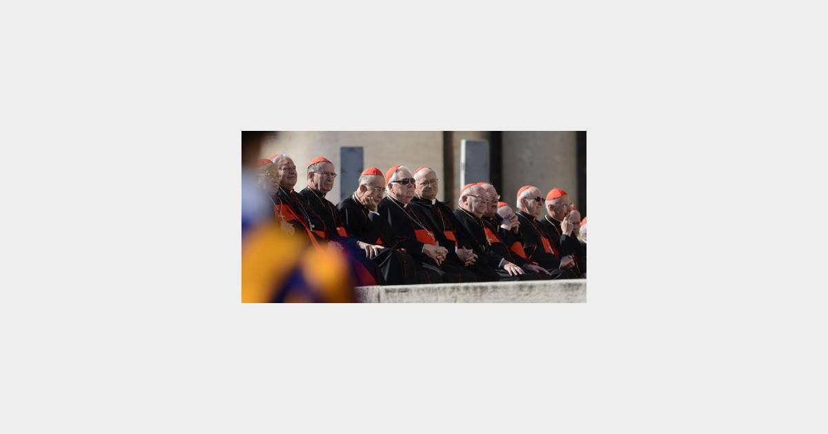 La parit hommes femmes au vatican j en parlerai au pape terrafemina - Sonia mabrouk en couple ...