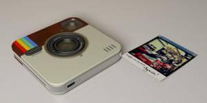 Socialmatic : un appareil photo Instagram bientôt en vente