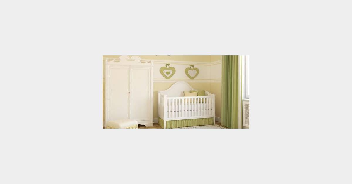 Chambre de b b nos id es d co for Preparer la chambre de bebe