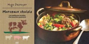 Recette de Pâques : le navarin d'agneau cuisiné par Hugo Desnoyer