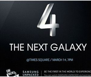 Galaxy S4 : une technologie Eye Scroll pour concurrencer l'iPhone 6 ?