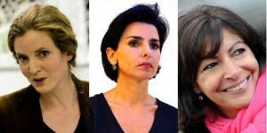 Mairie de Paris : NKM, Dati et Hidalgo se lancent dans la campagne