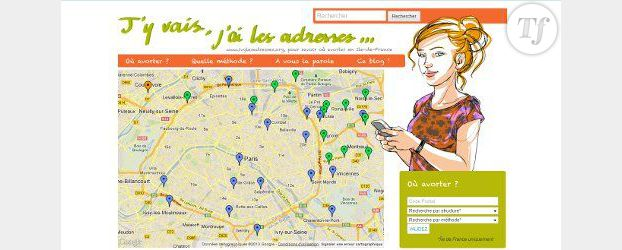 IVG : un site web pour faciliter l'accès à l'avortement en Île-de-France