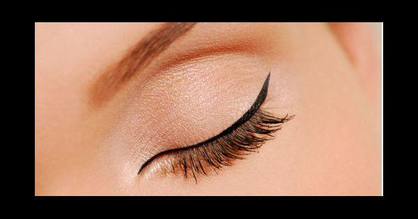 Comment mettre de l eye liner vid os tuto - Comment mettre de l eye liner ...