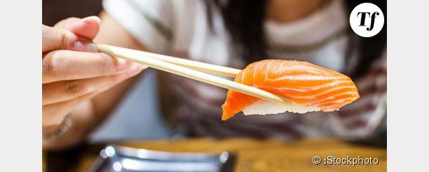 Les sushis plus caloriques qu'un burger-frites ?