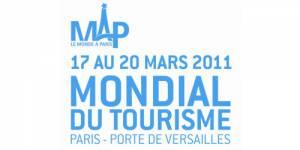 Le Mondial du Tourisme 2011 : du 17 au 20 mars