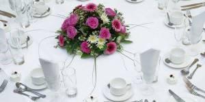 Mariage : une décoration de table chic et pas chère