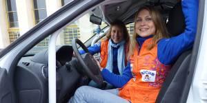 """Rallye Aïcha des Gazelles 2013 : """"Une épreuve 100% féminine qui nous permet d'oser y aller"""""""