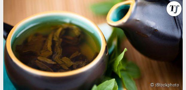Les vertus du thé vert et du café contre l'AVC