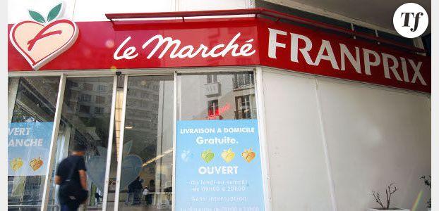 """Mariage gay : Franprix s'excuse pour l'affiche """"anti"""" placardée en magasin"""