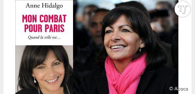 """""""Mon combat pour Paris"""" : Anne Hidalgo présente son programme"""