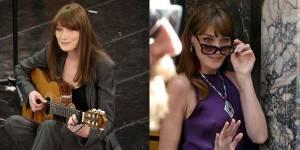 Carla Bruni-Sarkozy chanteuse et mannequin : une working mum comme les autres ?