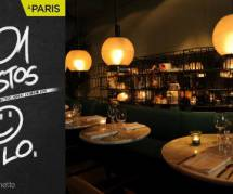 Restaurants à Paris : nos adresses pour un dîner romantique light