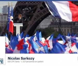 Nicolas Sarkozy se défend sur Facebook