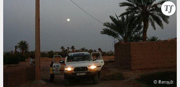 Rallye Aïcha des Gazelles 2013 : avant-dernière ligne droite pour les concurrentes
