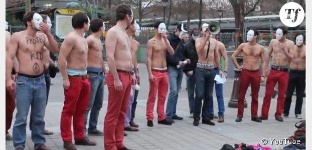 Hommen : les anti-mariage gay se radicalisent - vidéo