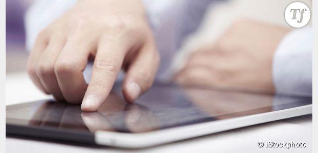 Tablette tactile : comment les Français l'utilisent