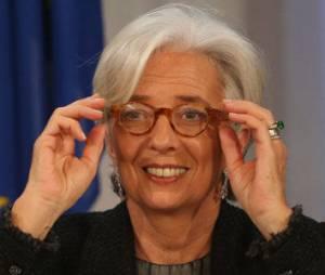 """Christine Lagarde : le Time la sacre """"sauveuse"""" de l'Europe"""