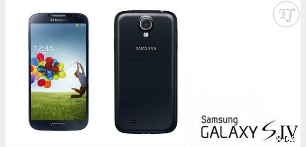 samsung galaxy s4 prix et date de sortie du smartphone. Black Bedroom Furniture Sets. Home Design Ideas
