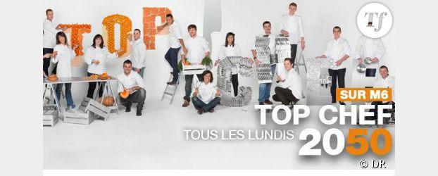Top Chef 2013 : Paul Bocuse et les recettes à base d'épluchures d'Éric Guérin