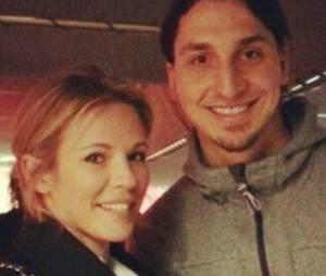 Lorie est fan du footballeur Zlatan Ibrahimovic